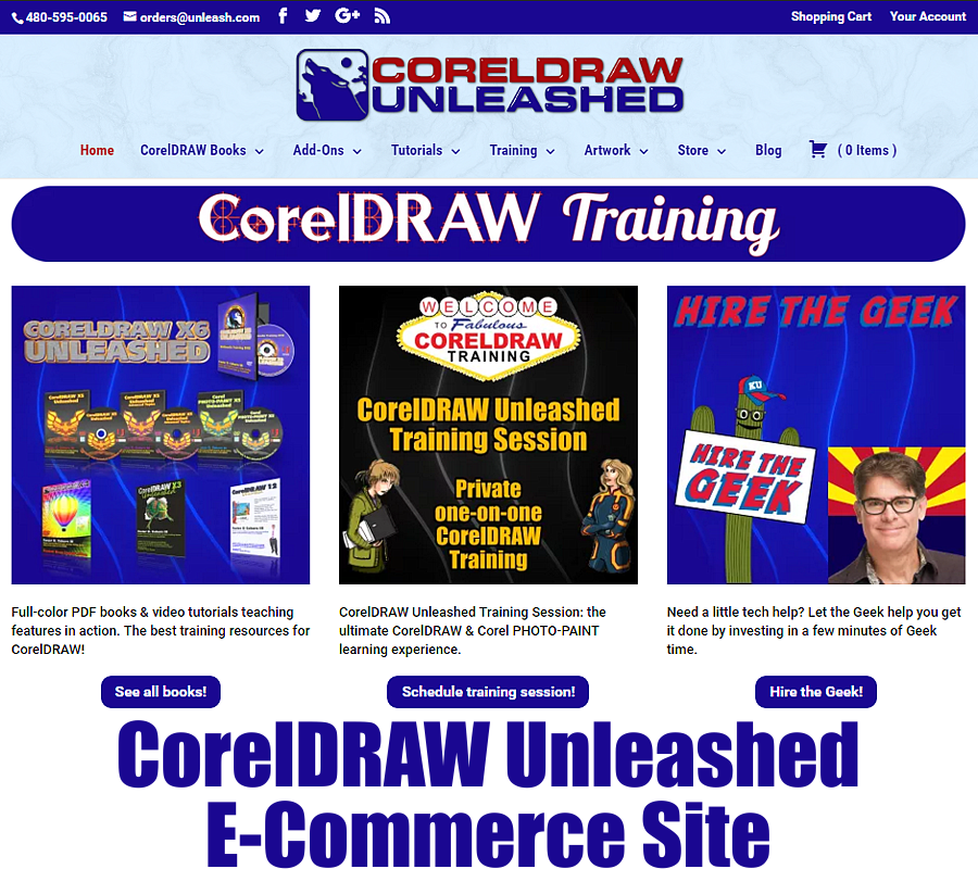 CorelDRAW Unleashed